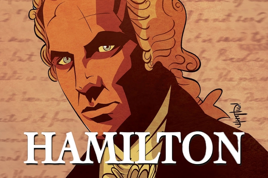 US History in Comics for 'Hamilton' Fans