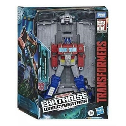 Picture of Transformers Generations Wfce Optimus Prime Figure