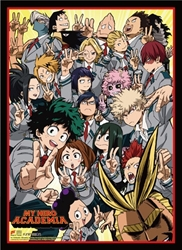 Picture of My Hero Academia S2 Key Art Wall Scroll