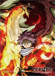 Picture of Fairy Tail S7 Key Art Wall Scroll