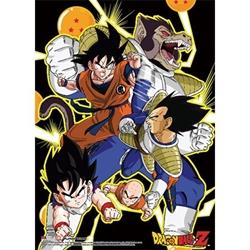 Picture of Dragon Ball Z Goku VS Vegeta Wall Scroll