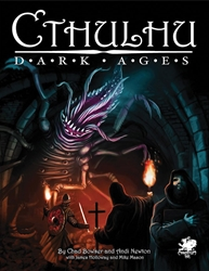 Picture of Call of Cthulhu RPG Cthulhu Dark Ages HC Second Edition