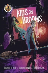 Picture of Kids on Brooms RPG Core Rule Book