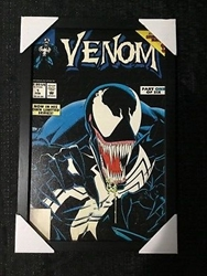 Picture of Marvel Venom #1 Framed Print