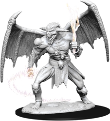 Picture of Dungeons and Dragons Nolzur's Marvelous Unpainted Balor Miniatures