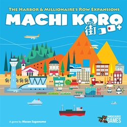 Picture of Machi Koro Board Game 5th Anniversary Expansions
