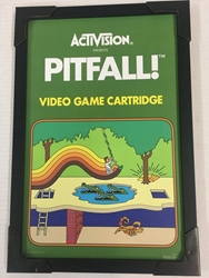 Picture of Activision Pitfall Framed Print