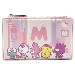 Picture of Hello Kitty Kawaii AOP Flap Wallet