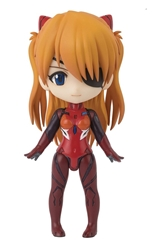 Picture of Asuka Langley Shikinami Evangelion Figuarts Mini Figure
