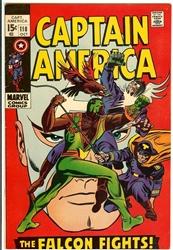 Picture of Captain America #118