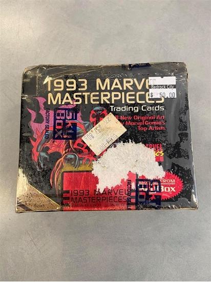 1993marveltradingcards