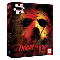 Picture of Friday the 13th 1,000-Piece Puzzle