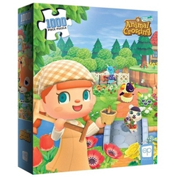 Picture of Animal Crossing New Horizons 1,000-Piece Puzzle