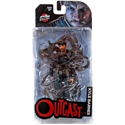 Picture of Outcast Kyle Barnes Action Figure Skybound Exclusive