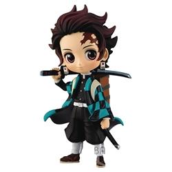 Picture of Demon Slayer Tanjiro Kamado Q Posket Petit Figure