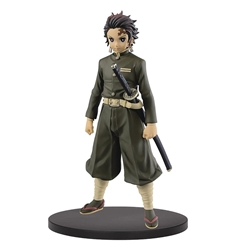 Picture of Demon Slayer Tanjiro Kamado (Muted Color) 7-Inch Figure