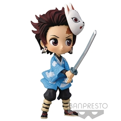 Picture of Demon Slayer Tanjiro Kamado (Final Selection) Q Posket Petit Figure