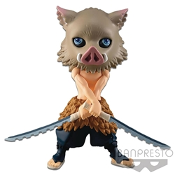 Picture of Demon Slayer Inosuke Q Posket Petit Figure
