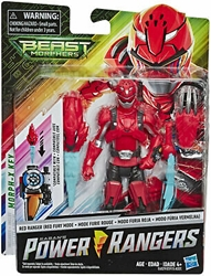 "Picture of Power Rangers Beast Morphers Red Ranger 6"" Figure"