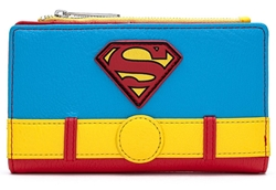 Picture of DC Comics Vintage Superman Cosplay Wallet