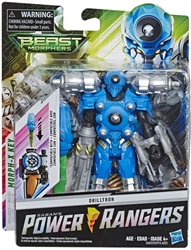 "Picture of Power Rangers Beast Morphers Drilltron 6"" Figure"