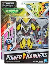 "Picture of Power Rangers Beast Morphers EVOX 6"" Figure"