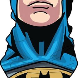 Picture of Batman Neck Gaiter Face Mask