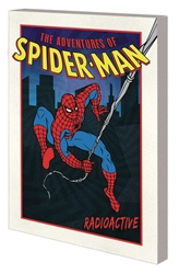 Picture of Adventures of Spider-Man Radioactive SC
