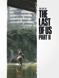 Picture of Art of the Last of Us Part II HC