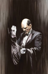 Picture of Batman Alfred Pennyworth SC