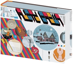 Picture of Chris Ware Rusty Brown HC