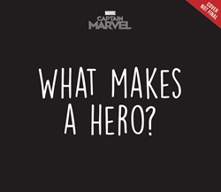 Picture of Captain Marvel Picture Book HC