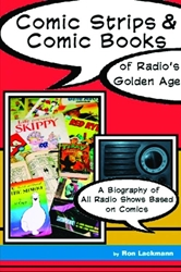 Picture of Comic Strips and Comic Books of Radio Golden Age SC
