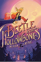 Picture of Beetle and the Hollowbones SC