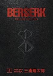 Picture of Berserk Vol 05 HC Deluxe Edition