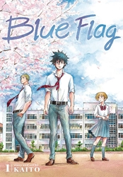 Picture of Blue Flag Vol 01 SC