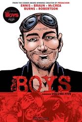 Picture of Boys Omnibus Vol 05 SC