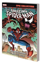 Picture of Amazing Spider-Man Epic Collection SC Maximum Carnage