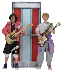 """Picture of Bill and Ted's Excellent Adventure 8"""" Action Figure 2-Pack"""