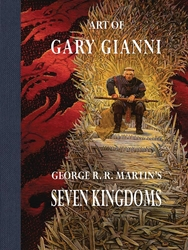 Picture of Art of Gary Gianni George RR Martin Seven Kingdoms HC