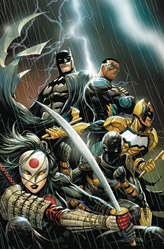 Picture of Batman and the Outsiders (2019) Vol 01 SC Lesser Gods