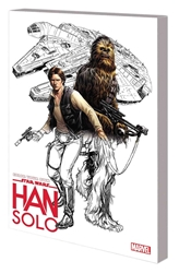 Picture of Color Your Own Star Wars Han Solo SC