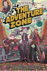 Picture of Adventure Zone Vol 03 SC Petals to Metal