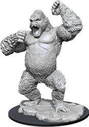 Picture of Dungeons and Dragons Nolzur's Marvelous Unpainted Giant Ape Miniatures