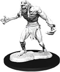 Picture of Dungeons and Dragons Nolzur's Marvelous Unpainted Raging Troll Miniatures