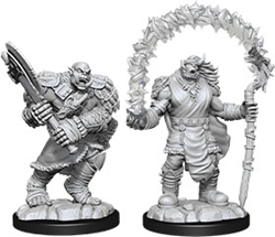 Picture of Dungeons and Dragons Nolzur's Marvellous Unpainted Orcs Adventurers Miniatures