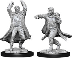 Picture of Dungeons and Dragons Nolzur's Marvelous Unpainted Revenant Miniatures
