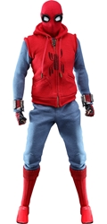 Picture of Spider-Man Homemade Suit Hot Toys Action Figure