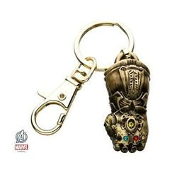 Picture of Avengers Endgame Infinity Gauntlet Keychain