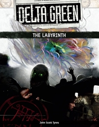 Picture of Delta Green RPG The Labyrinth HC